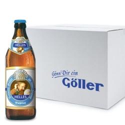 """Göller Helles """"Baptist"""" 20er Karton"""