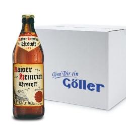 Kaiser Heinrich Urstoff 20er Karton
