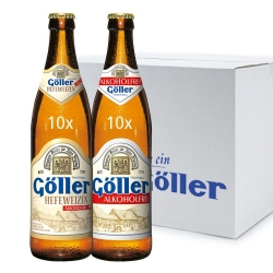 Göller alkoholfrei Mixkarton 20 Flaschen