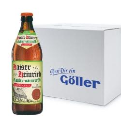 Kaiser Heinrich Radler alkoholfrei naturtrüb 20er Karton