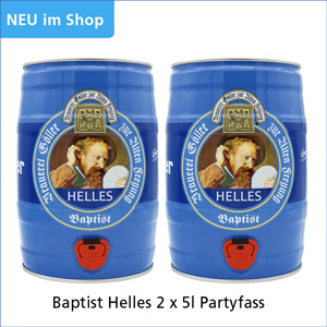 Baptist Hessles Partfass